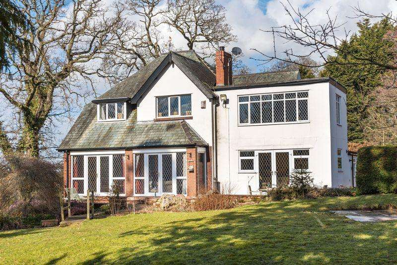4 Bedrooms Detached House for sale in Finney Green Cottage, Aglionby, Carlisle