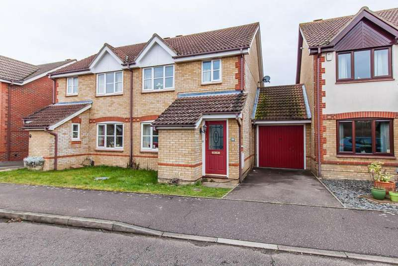 3 Bedrooms Semi Detached House for sale in Fulbourn, Cambridge