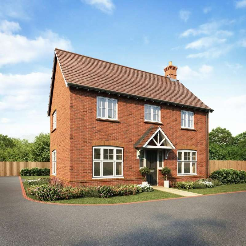 3 Bedrooms Detached House for sale in The Mulberries by Redrow, Witham