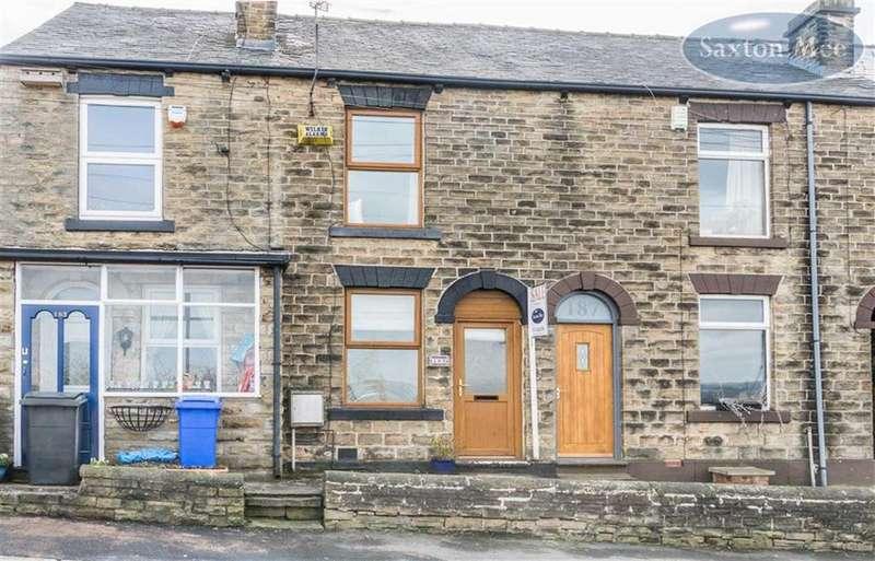 2 Bedrooms Terraced House for sale in Walkley Bank Road, Walkley, Sheffield, S6