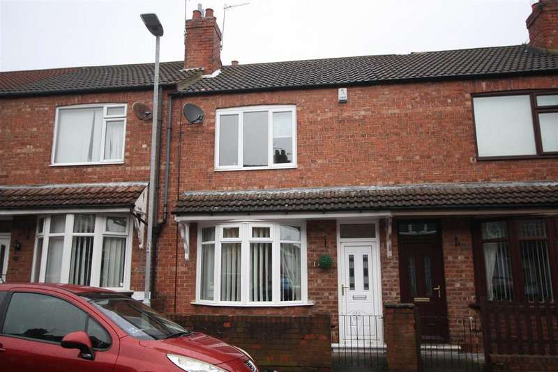 3 Bedrooms Terraced House for sale in Brougham Street, Darlington