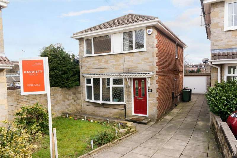 3 Bedrooms Detached House for sale in Kirklees Close, Farsley, Pudsey