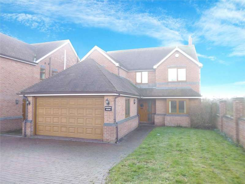 5 Bedrooms Detached House for sale in Chelmarsh, Bridgnorth, Shropshire