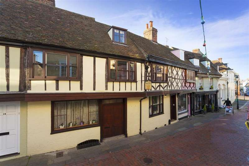 4 Bedrooms Terraced House for sale in West Street, Faversham