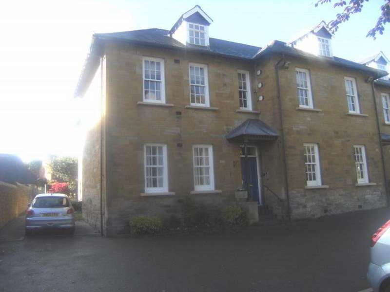 2 Bedrooms Apartment Flat for sale in Woodham Court, Lanchester DH7
