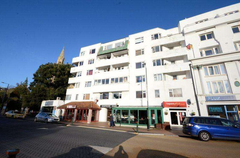 1 Bedroom Flat for sale in Bourne Avenue, Bournemouth