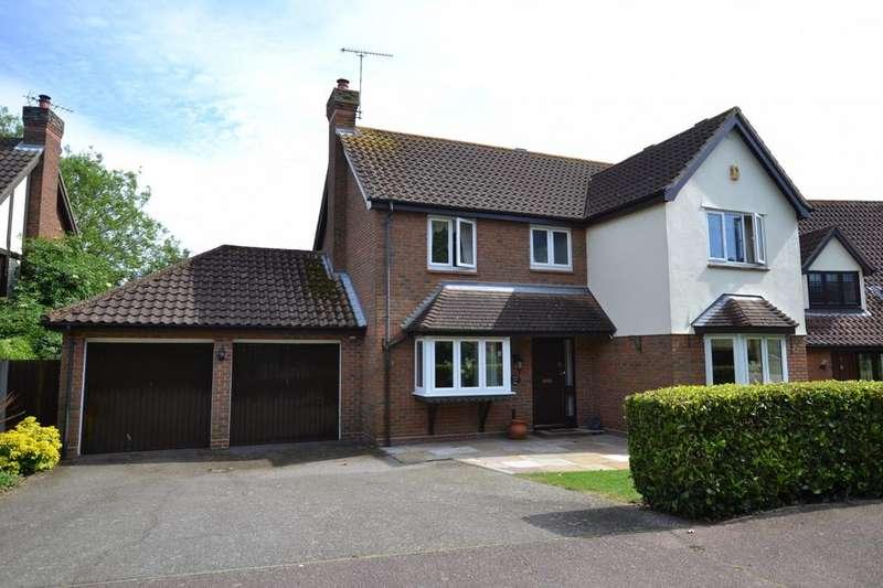 4 Bedrooms Detached House for sale in Froden Brook, Billericay, Essex, CM11