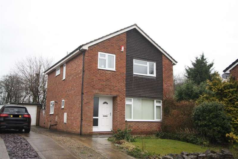 4 Bedrooms Detached House for sale in Argyl Close, Whinfield, Darlington