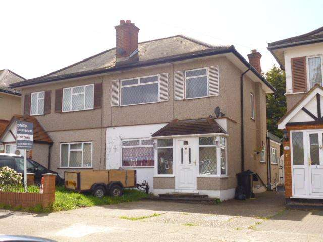 3 Bedrooms Semi Detached House for sale in Grosvenor Avenue, Hayes UB4