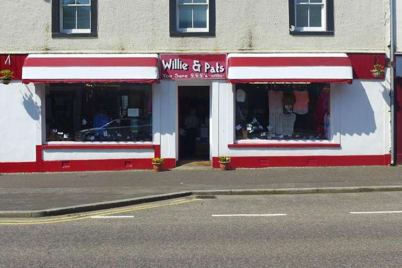 Ground Flat for sale in Willie Pats 65 Argyll Street, Lochgilphead, PA31 8LZ