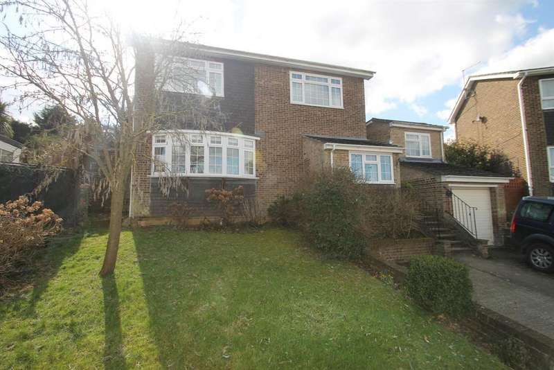 4 Bedrooms Detached House for sale in Langdale Rise, Maidstone