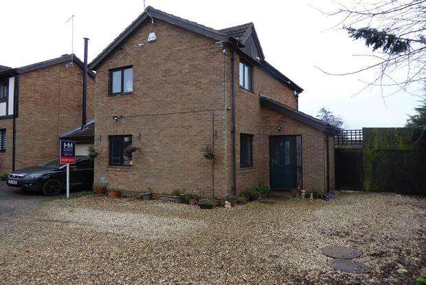 3 Bedrooms Detached House for sale in Falconers Rise, East Hunsbury, Northampton, NN4