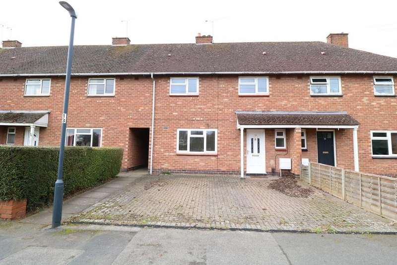 3 Bedrooms Terraced House for rent in Guy Road, Kenilworth