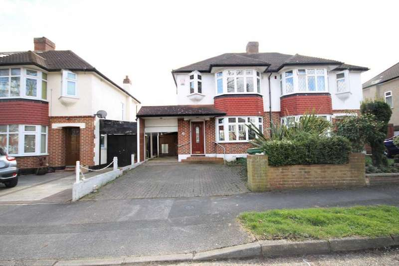 3 Bedrooms Semi Detached House for sale in Acacia Drive, Sutton