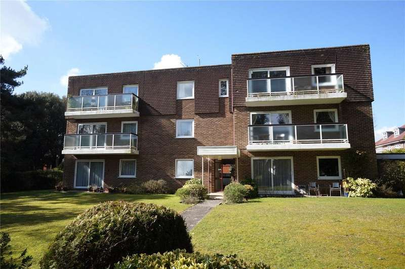 3 Bedrooms Penthouse Flat for sale in Queens Park West Drive, Queens Park, Bournemouth, BH8