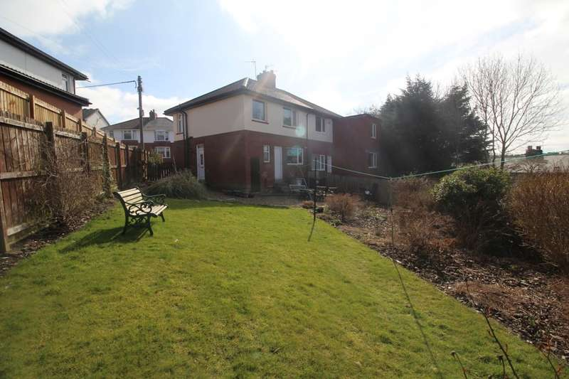 2 Bedrooms Semi Detached House for sale in Moorlands Crescent, Consett, DH8