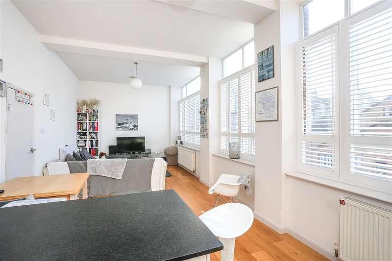 2 Bedrooms Apartment Flat for sale in Fairbridge Road, London