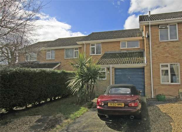 3 Bedrooms Terraced House for sale in 5 Rossett Gardens, Trowbridge, Wiltshire