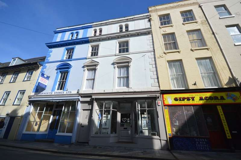 3 Bedrooms Property for sale in Southside Street, The Barbican, Plymouth, PL1