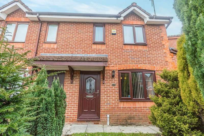3 Bedrooms Semi Detached House for sale in Quarry Pond Road, Worsley, Manchester, M28