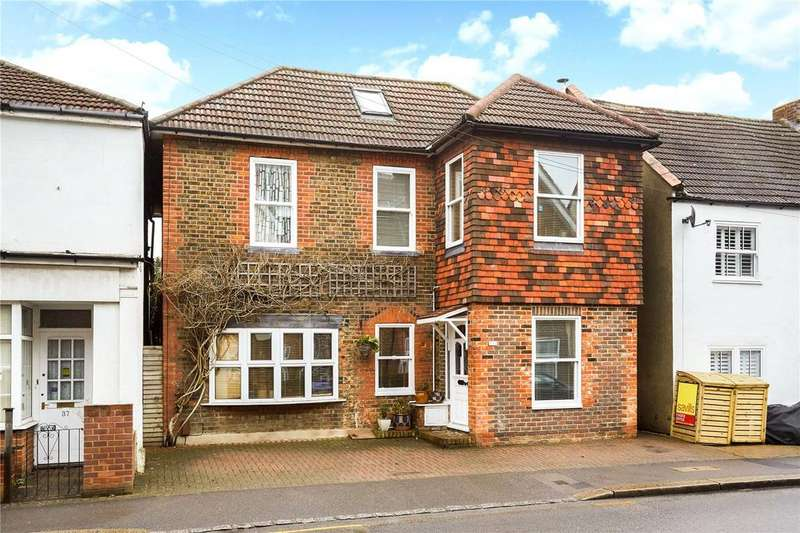 5 Bedrooms Detached House for sale in Holmesdale Road, Reigate, RH2
