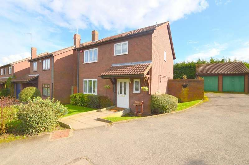 4 Bedrooms Detached House for sale in Harbury Dell, Luton, LU3 3XH