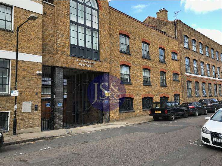 2 Bedrooms Flat for sale in Royal Quay, Dod Street, Limehouse, London, E14 7EG