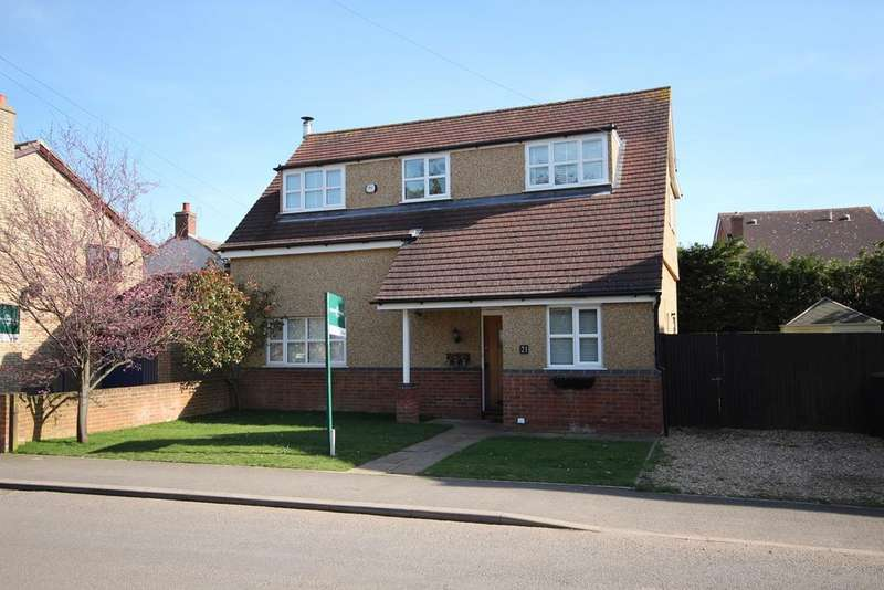 4 Bedrooms Detached House for sale in High Street, Meppershall, Shefford, SG17
