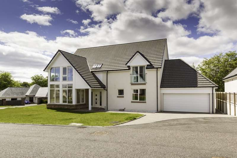 4 Bedrooms Detached House for sale in Steading Place, Meigle, Blairgowrie, Perthshire, PH12 8QN