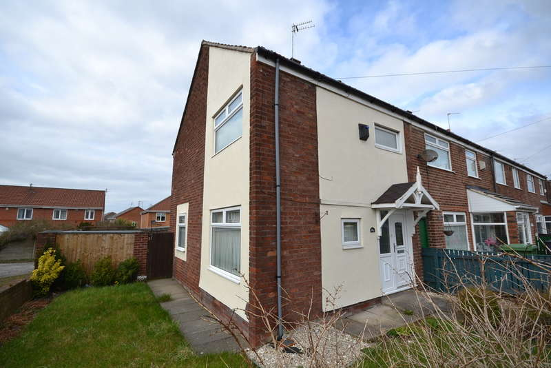 2 Bedrooms End Of Terrace House for sale in Hatton Hill Road, Litherland, Liverpool, L21