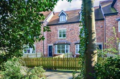 4 Bedrooms Terraced House for sale in New Park Lane, Mansfield, Nottinghamshire