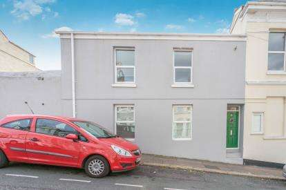 1 Bedroom End Of Terrace House for sale in Plymouth, Devon, England