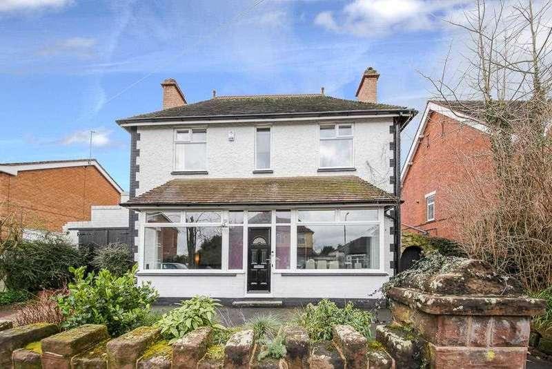 4 Bedrooms Detached House for sale in Hurcott Road, Kidderminster