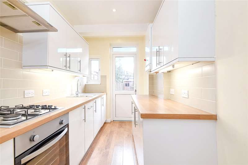 3 Bedrooms Terraced House for sale in Eastcote Lane, Harrow, Middlesex, HA2
