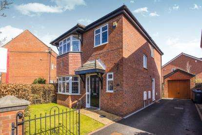 4 Bedrooms Detached House for sale in Highland Drive, Buckshaw Village, Chorley, Lancashire