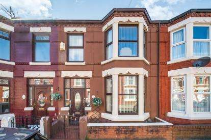 3 Bedrooms Terraced House for sale in Monville Road, ., Liverpool, Merseyside, L9