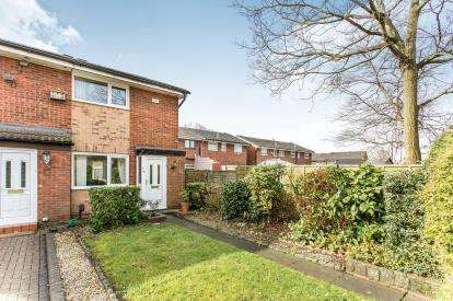 2 Bedrooms Semi Detached House for sale in Green Meadows, Westhoughton, Bolton, GreaterManchester, BL5