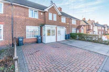2 Bedrooms Terraced House for sale in Shaftmoor Lane, Hall Green, Birmingham, West Midlands