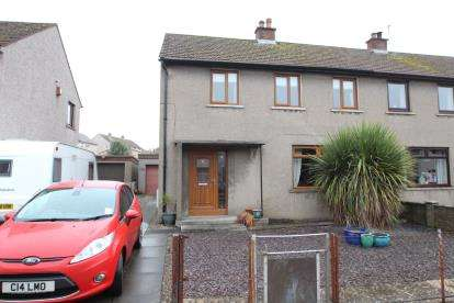 3 Bedrooms Semi Detached House for sale in Rothes Park, Leslie