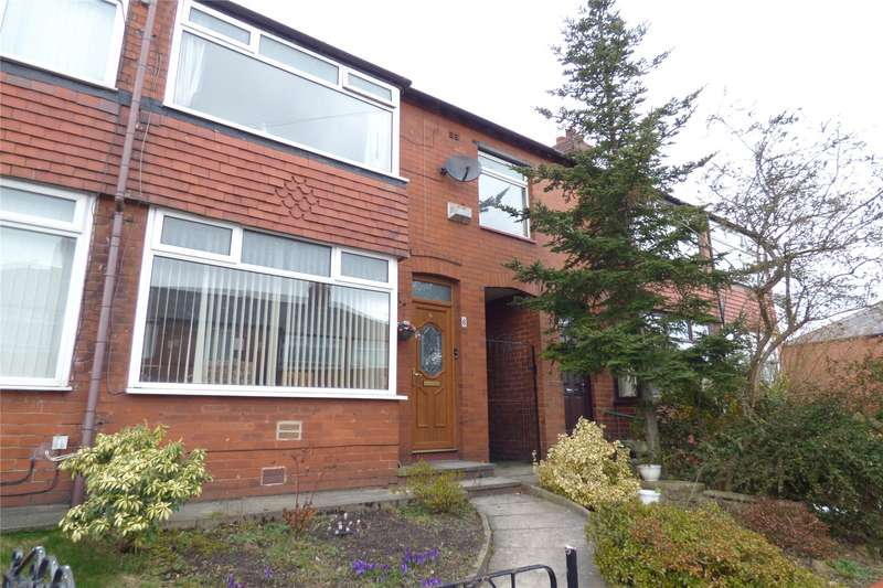 3 Bedrooms Terraced House for sale in Hill Close, Clarksfield, Oldham, Greater Manchester, OL4