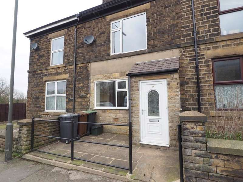 2 Bedrooms Terraced House for rent in Church Road, New Mills, High Peak, Derbyshire, SK22 4NJ