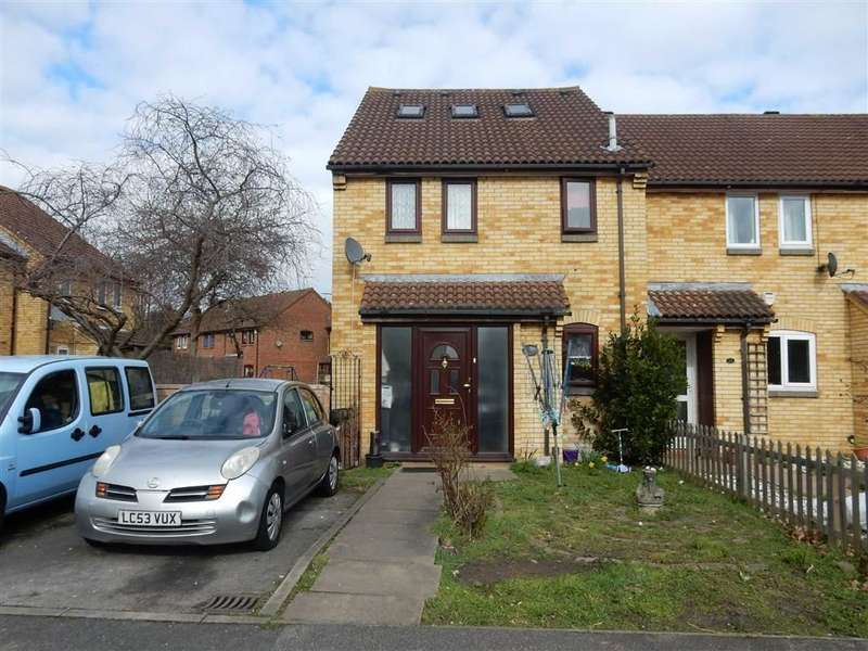 1 Bedroom Semi Detached House for sale in Badgers Close, Hayes, Middlesex