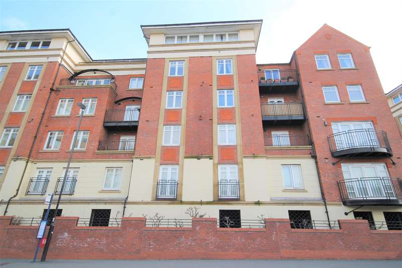 2 Bedrooms Ground Flat for sale in Mayfair House, Piccadilly Plaza, York, YO1 9QJ