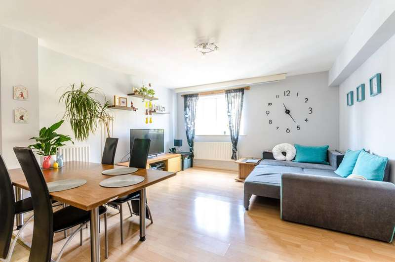 2 Bedrooms Flat for sale in Kelly Avenue, Peckham, SE15