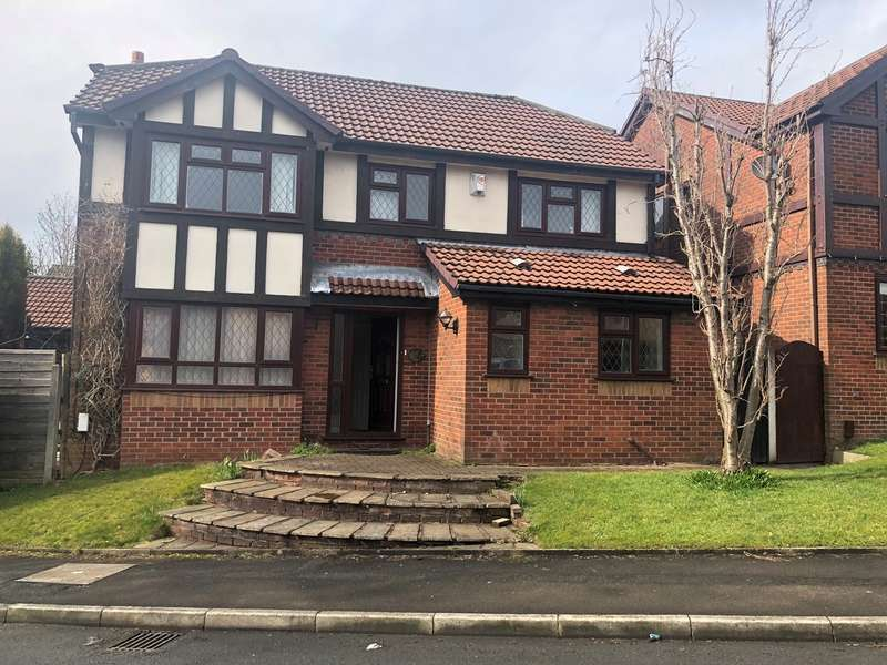 4 Bedrooms Detached House for sale in Ridgewood Avenue, Chadderton, Oldham, OL9