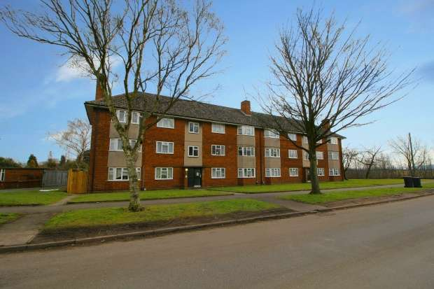 2 Bedrooms Apartment Flat for sale in Dimmocks Avenue, Wolverhampton, West Midlands, WV14 8YL