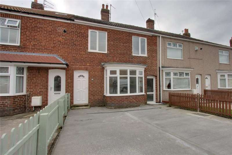 3 Bedrooms Terraced House for sale in Clive Road, Eston