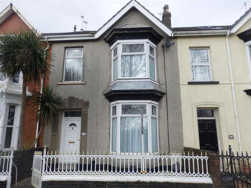 6 Bedrooms Terraced House for sale in Coleshill Terrace, Llanelli