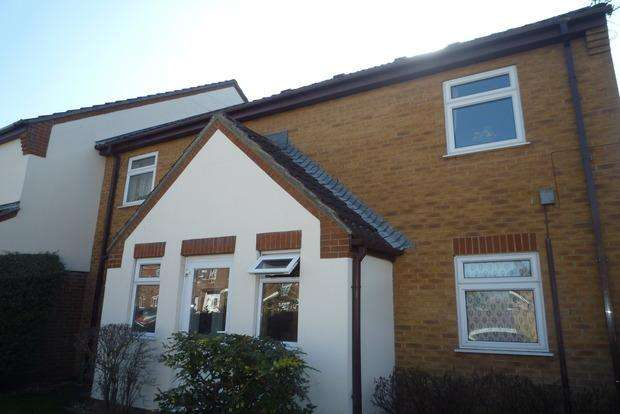 1 Bedroom Flat for sale in Brancaster Court, Staithe Road, Wisbech, PE13