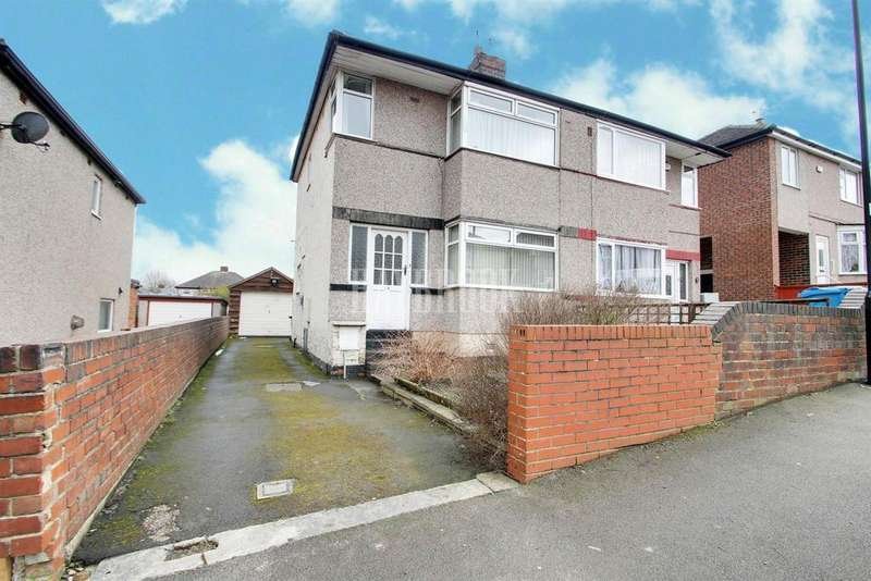 3 Bedrooms Semi Detached House for sale in Goore Road, Littledale, S9